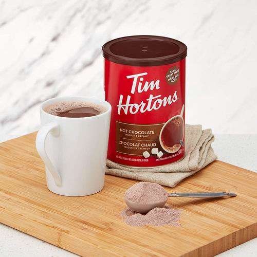 Tim Hortons 原味热巧克力 500克 4.98加元