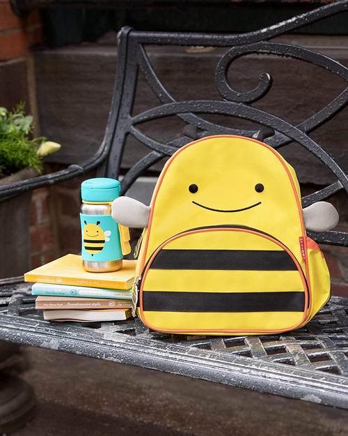 Skip Hop 小蜜蜂儿童双肩包 5.5折 16.57加元,原价 29.99加元