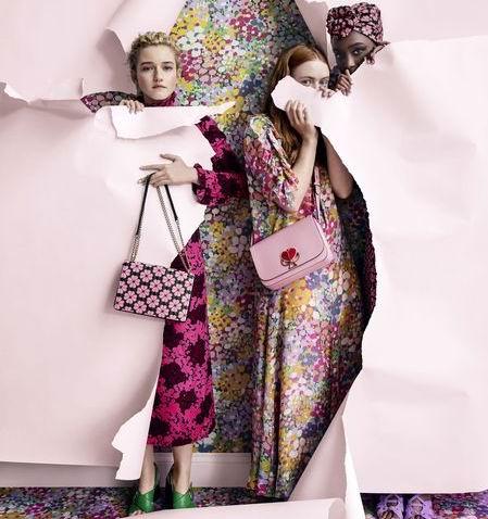 Kate Spade惊喜大促!精选手袋、钱包、首饰、服饰等2.5折起+无门槛包邮!斜挎包$69、托特包$89!
