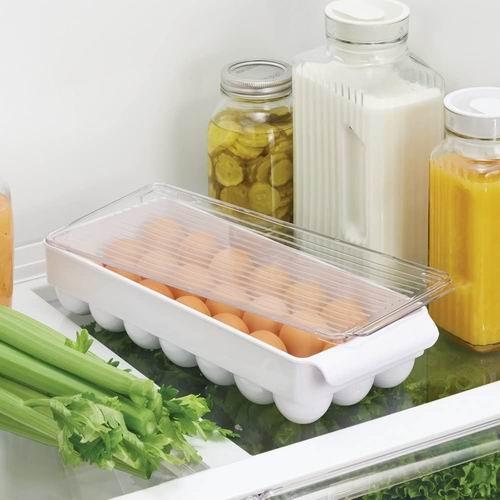 iDesign 带盖鸡蛋冰箱收纳盒 17.95加元,原价 30加元