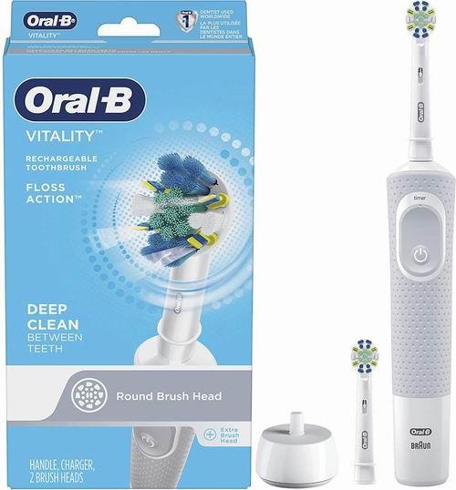 Oral-B 欧乐 Vitality 超细毛深层清洁型电动牙刷 7.6折 24.99加元