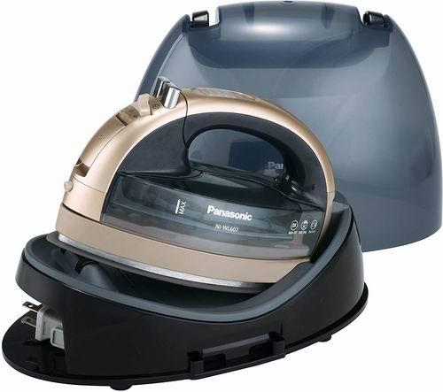 Panasonic NIWL607P 无线360度蒸汽熨斗 69.99加元,原价 79.99加元,包邮