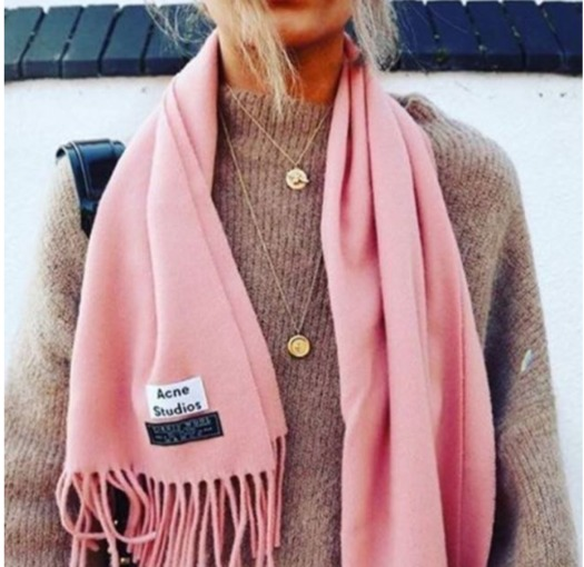 折扣升级!SSENSE精选品牌羊毛羊绒围巾 5.8折: 羊毛围巾64加元、ACNE STUDIOS羊毛围巾 156加元