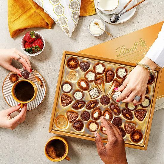 金盒头条:精选多款 Lindt 瑞士莲 巧克力7折起!低至7.6加元!