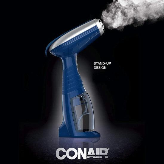 历史最低价!Conair GS38C Turbo 手持式强力蒸汽挂烫机5折 39.98加元包邮!清洁消毒,轻松搞定!
