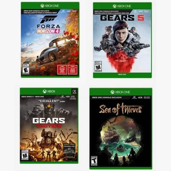 精选多款 Xbox One 游戏2.6折起,低至12.96加元!