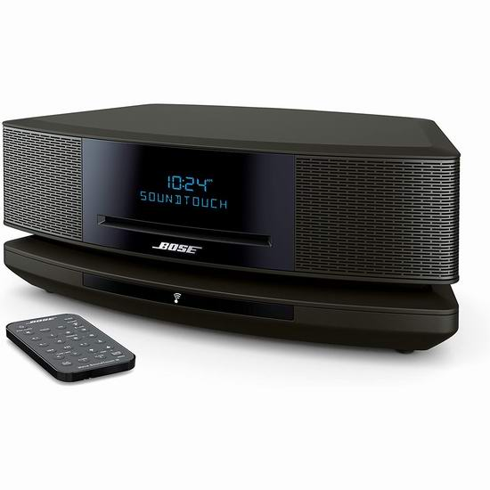 历史最低价!Bose Wave SoundTouch 妙韵4代蓝牙无线音乐系统 599加元包邮!
