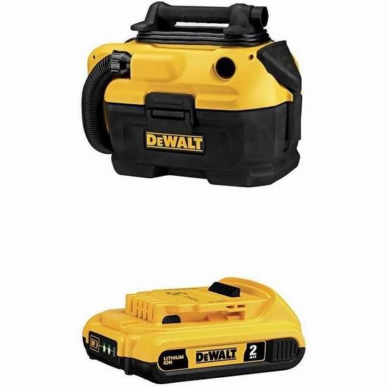 网购周头条:精选多款 DeWALT 得伟 充电式电动工具特价销售+送锂电池!