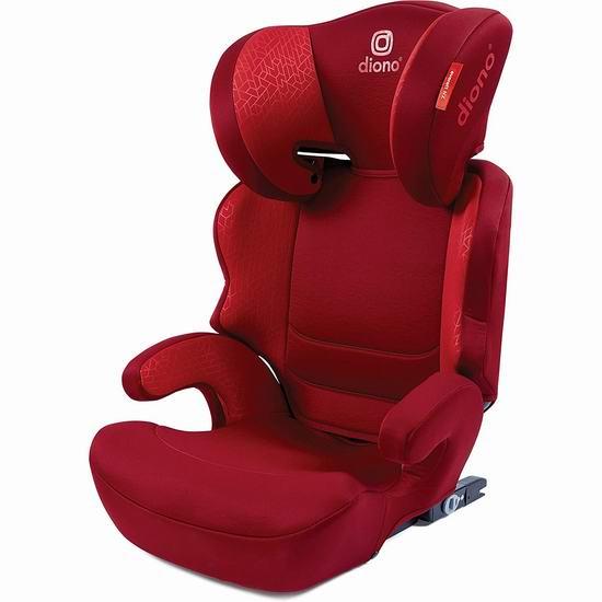 罕见好价!历史新低!Diono 谛欧诺 Everett NXT 超轻量级 儿童汽车安全座椅4.7折 89.99加元包邮!2色可选!