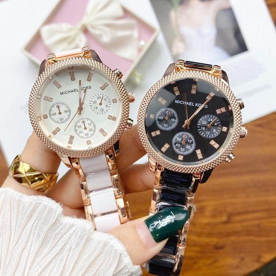 网购周头条:精选 Michael Kors 高颜值时尚手表、智能手表4.1折起!