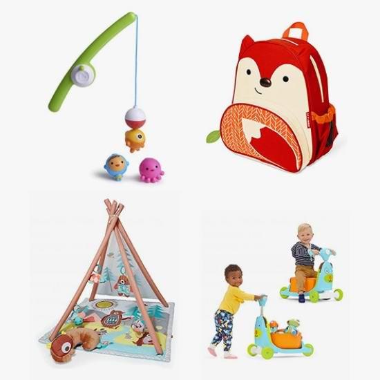 网购周头条:精选 Lansinoh、Munchkin、Skip Hop、Medela 品牌吸奶器、婴幼儿玩具、被子、餐具、幼儿帐篷、迷你消毒器、换尿布垫、门栏等4.9折起!