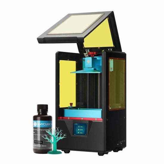 金盒头条:精选4款 ANYCUBIC 3D打印机6.4折起!