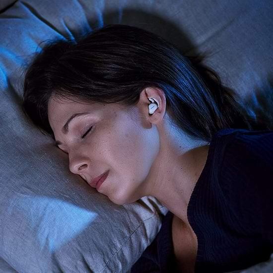 金盒头条:历史新低!Bose Sleepbuds II 第二代遮噪睡眠耳塞7.6折 249加元包邮!专为睡眠而生!