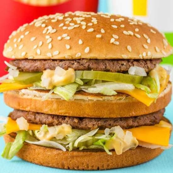 McDonald's 麦当劳免费赠送Big Mac巨无霸!