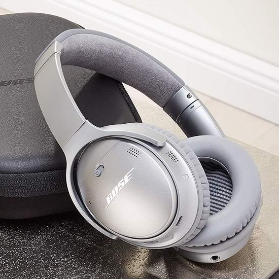 Bose QuietComfort 35(Series II)蓝牙无线降噪耳机 329加元包邮!2色可选!