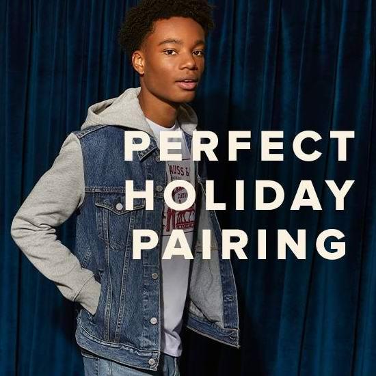 今日闪购:精选 Levi's、Buffalo David Bitto 品牌牛仔服、牛仔裤、卫衣、T恤等买一送一!
