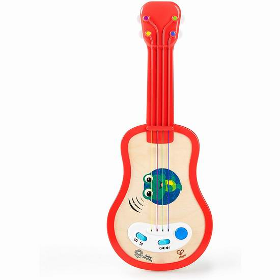 Baby Einstein 婴幼儿 Ukulele 夏威夷小吉他/尤克里里 28.99加元!