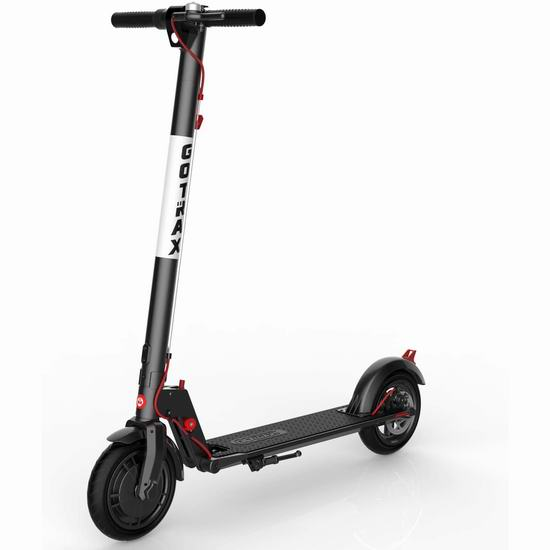 GOTRAX XR Ultra 36V 可折叠 通勤电动滑板车 450.49加元包邮!