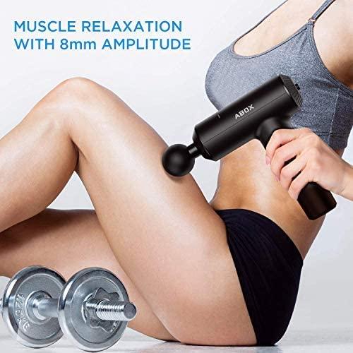 放松神器 ABOX 深层肌肉放松 筋膜枪/按摩枪5折 79.99加元包邮!