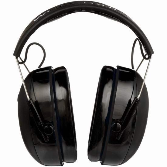 金盒头条:历史新低!3M WorkTunes Connect 无线蓝牙降噪隔音耳机 65.99加元包邮!
