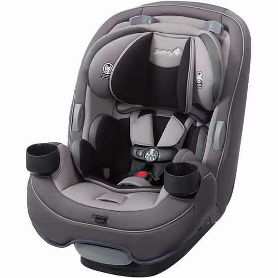 黑五头条:Safety 1st Grow and Go 3合1婴幼儿汽车安全座椅6.5折 188.88加元包邮!8色可选!仅限今日!