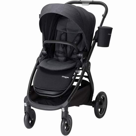 历史最低价!Maxi-Cosi Adorra Modular 双向婴儿推车6.2折 399.97加元包邮!3色可选!
