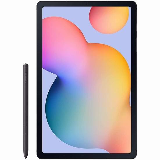 黑五价!历史新低!Samsung 三星 Galaxy Tab S6 Lite 64GB 平板电脑 349.99加元包邮!