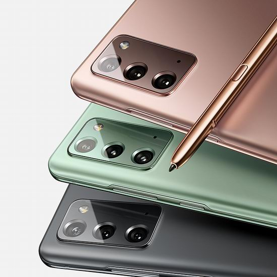 Samsung 三星 黑五大促!Galaxy Note20手机立减262加元、Galaxy S20手机立减325加元、Galaxy Buds+耳机149.99加元!