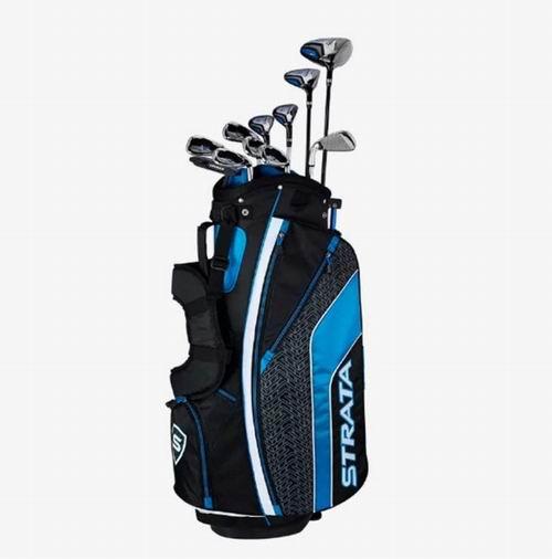 Callaway 2019 男士Strata Ultimate Ultimate高尔夫球16件套 441.91加元,原价 519.94加元,包邮