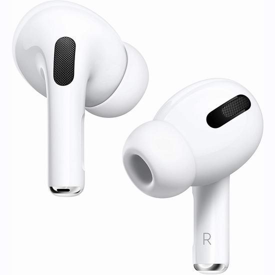 新一代 Apple AirPods Pro 苹果降噪防水耳机8折 262加元包邮!另有二代耳机158加元!