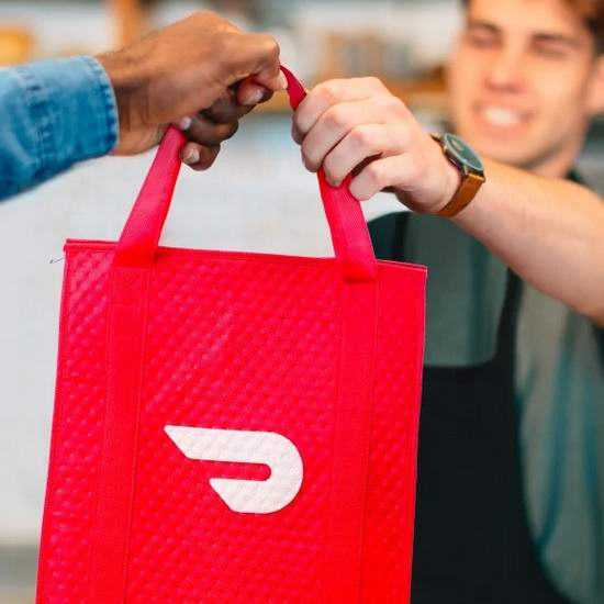 黑五专享:DoorDash 外卖送餐 新用户前三单满25加元立减15加元!