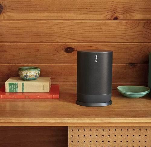 黑五价!Sonos Move 便携户外智能音箱 349加元,原价 499加元,包邮