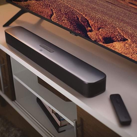 历史新低!JBL Bar 2.0声道 80瓦 一体式家庭影院回音壁5.7折 169.98加元包邮!