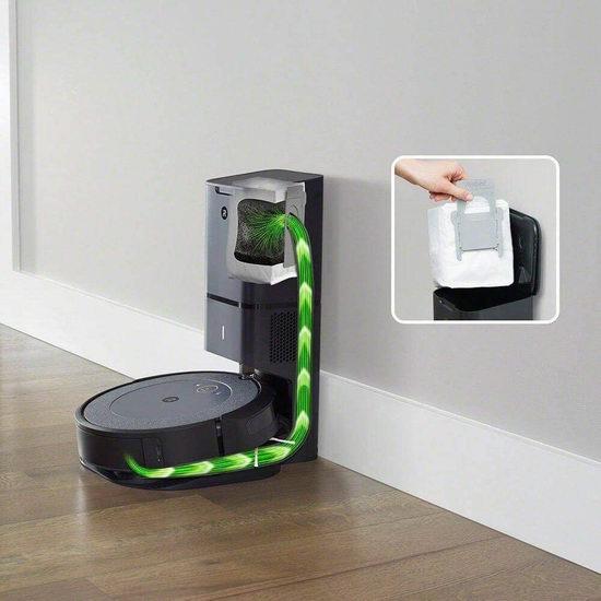 历史最低价!iRobot Roomba i3+ (3550) 智能扫地机器人 549.99加元包邮!自动倒垃圾,真正解放双手!