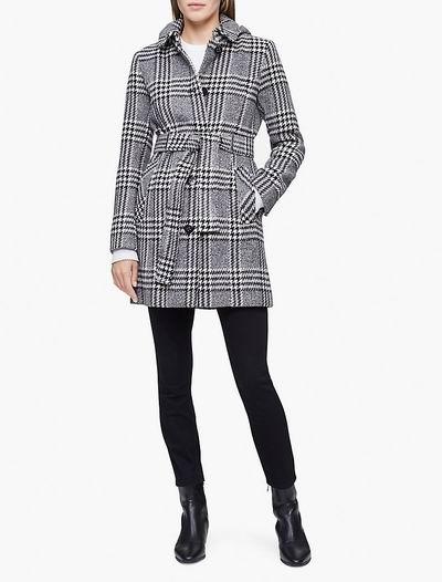 Calvin Klein官网大促!精选秋冬服饰、羽绒服、羊毛大衣、夹克等5折起+额外8折!