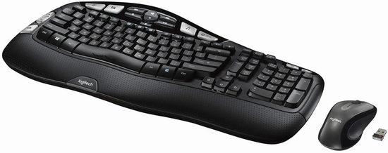 精选多款 Logitech 罗技 无线键盘鼠标套装4.6折起!封面款29.99加元!