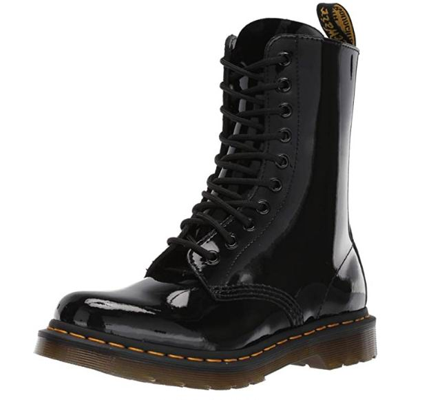 Dr. Martens 1490 Combat女士马丁靴 160.45加元,原价 220加元,包邮