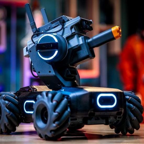 历史新低!DJI 大疆 黑科技 CP.RM.00000103.01 Robomaster S1 机甲大师 教育机器人 499加元包邮!