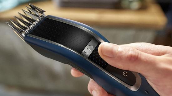 Philips 飞利浦 HC5612/15 无绳电动理发器 39.95加元包邮!