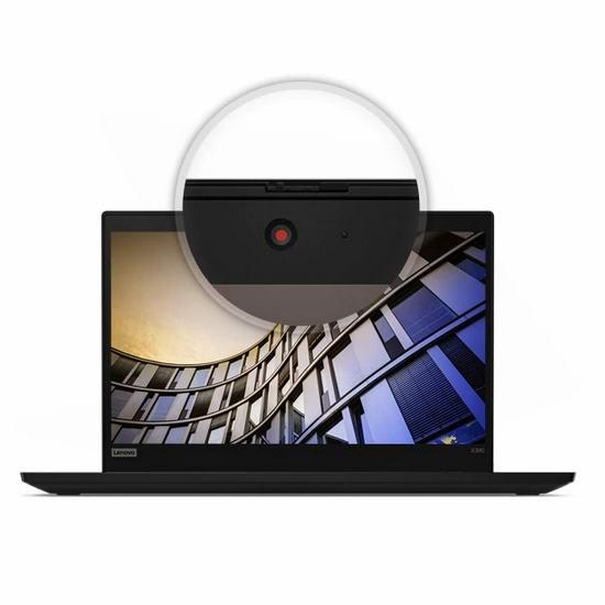 Lenovo 联想 ThinkPad X390 13.3英寸触摸屏 高性能轻薄笔记本电脑3折 1304.49加元包邮!