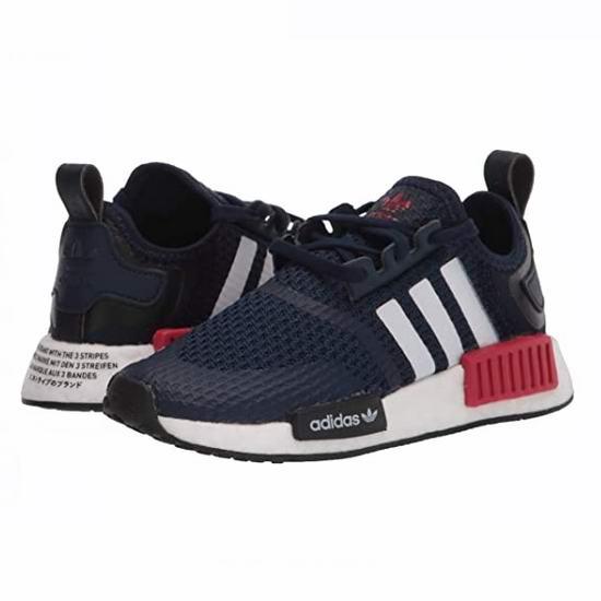 adidas NMD_R1 儿童潮款运动鞋 32.26加元起包邮!3色可选!
