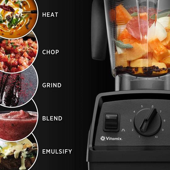 网购周头条:Vitamix 维他美仕 E320 Explorian 多功能全营养 专业破壁料理机/搅拌机 320加元包邮!