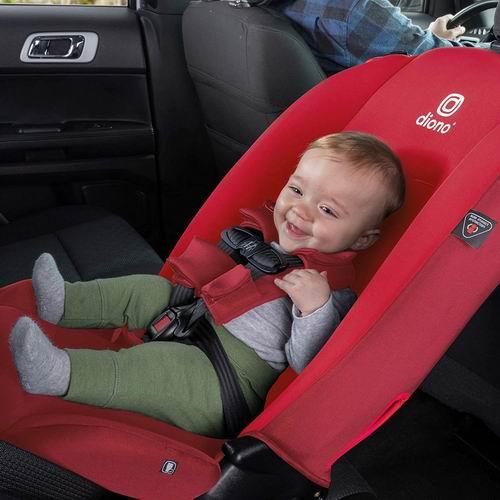 黑五好价!历史新低!Diono 谛欧诺 radian 3RXT 成长型儿童汽车安全座椅6.7折 289.98加元包邮!5色可选!