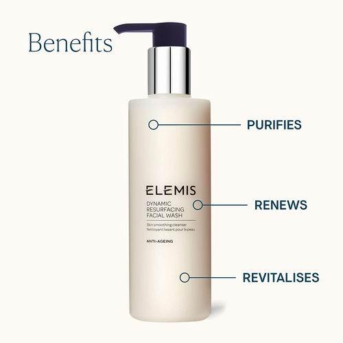 Elemis 艾丽美 Dynamic Resurfacing 三重酵素亮采平滑洁面乳38.7加元,原价 66.5加元,包邮