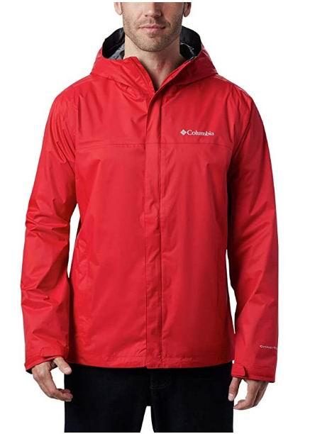 Columbia男士雨衣式夹克 51.46加元,原价 109加元,包邮