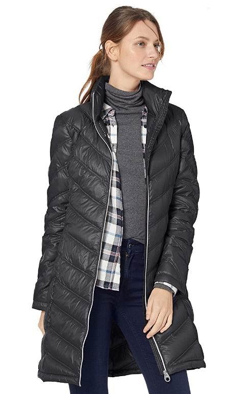 网购星期一:精选Columbia、Calvin Klein 、Tommy Hilfiger等品牌夹克、保暖外套 3.2折起优惠!封面款 59.81加元