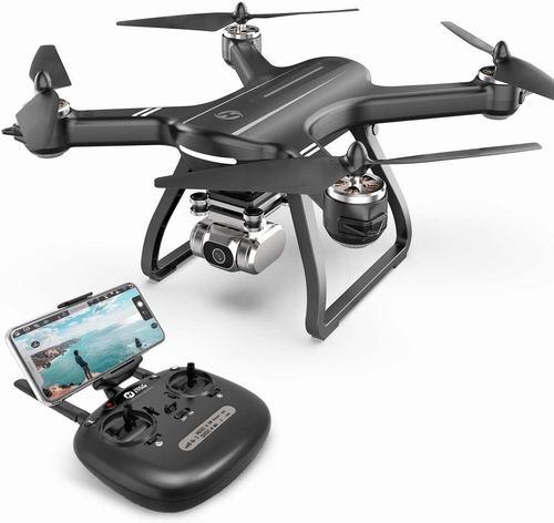 历史最低价!拍片好帮手!Holy Stone HS700D Drone 高清无人机 6.8折 244.98加元,原价 359.99加元,包邮