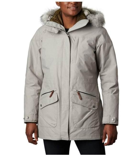 白菜价!Columbia Carson Pass  女士3合1保暖夹克 97.85加元(M码),原价 319.99加元,包邮