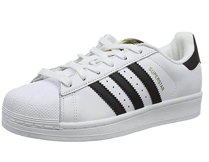 白菜价!adidas Superstar 经典贝壳鞋 30加元(10.5码),原价 100加元,包邮