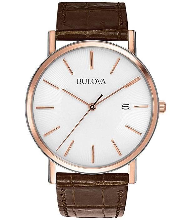 BULOVA 宝路华 98H51 男式腕表 77.7加元,原价 100.01加元,包邮